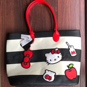 NWT HELLO KITTY TOTE